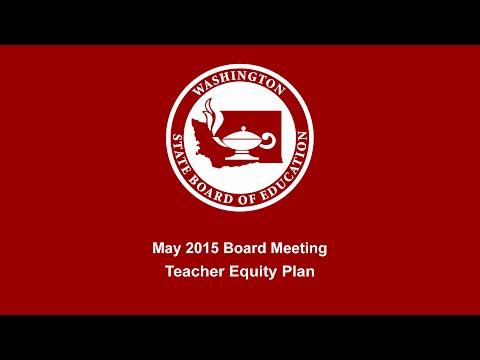 Teacher Equity Plan Part 5
