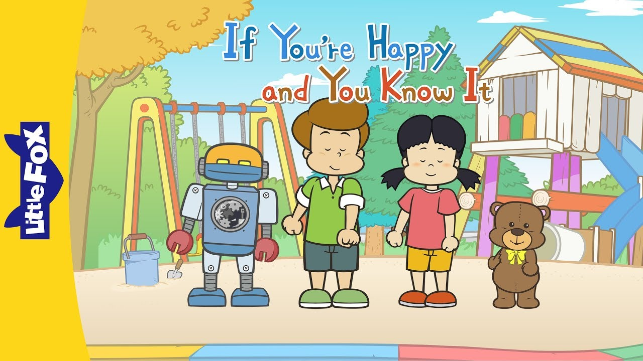 If You're Happy and You Know It - Song for Kids by Little ...