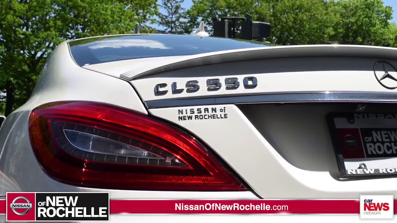 Test Drive This AMAZING Mercedes Benz CLS 550 | Nissan Of New Rochelle |