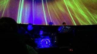 "Starset ""Point of No Return"", demonstration at Vanderbilt Planetarium 06/25/15"
