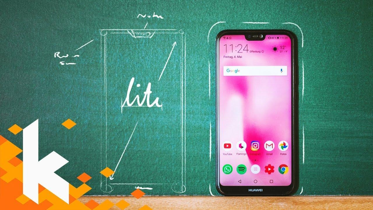 Huawei P20 lite   Test deutsch