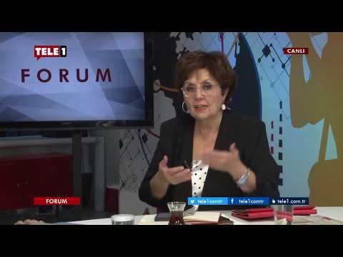 Forum - Ayşenur Arslan (11 Eylül 2017) | Tele1 TV