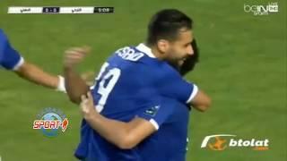 33- جميع اهداف الاهلي في الترجي التونسي جودة عالية HD