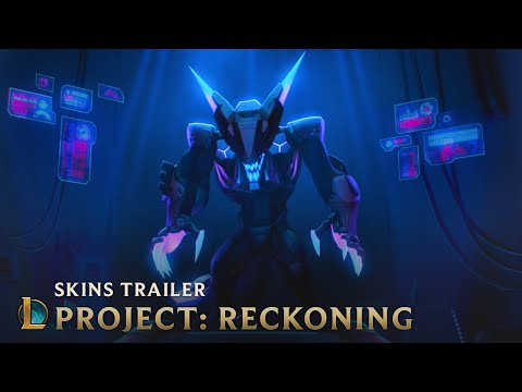 RECKONING | PROJECT 2019 Skins Trailer - League of Legends