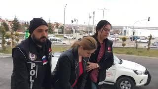 Gambar cover Karaman'daki operasyonda 1'i kadın 2 kişi adliyede