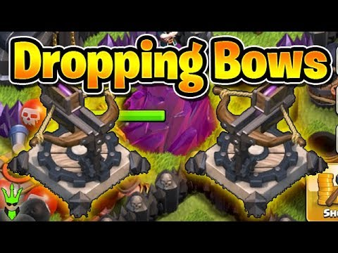 DROPPING X-BOWS! - WHY YOU NEED SO MUCH DARK ELIXIR AT TH9! - Let's Play TH9 Ep.2 - Clash of Clans