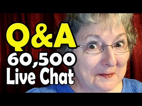 60,500 Reasons To Celebrate & Chat