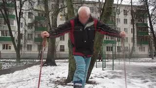 ВидеоУрок 8. Азы горнолыжной техники. Ботинки. MVI 1699