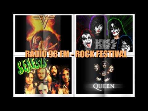 Rock Festival Rádio 98 FM - Rio de Janeiro