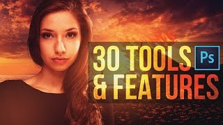 FAST! 30 Photoshop CC Tools & Features in 30 Minutes (or so)