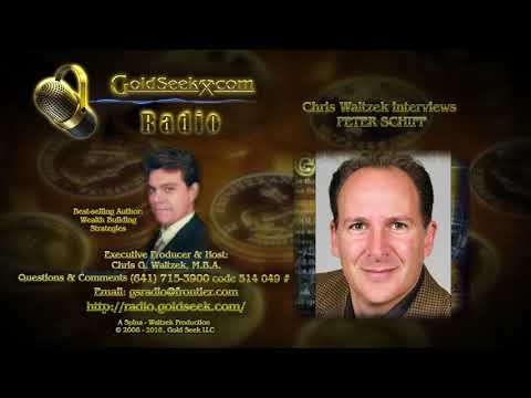 GSR interviews PETER SCHIFF - Oct 12, 2017 Nugget
