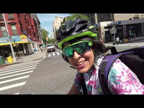 New York Bike Messenger (featuring Mala Bruja, Timbuk2 Store and Tall Bikes)