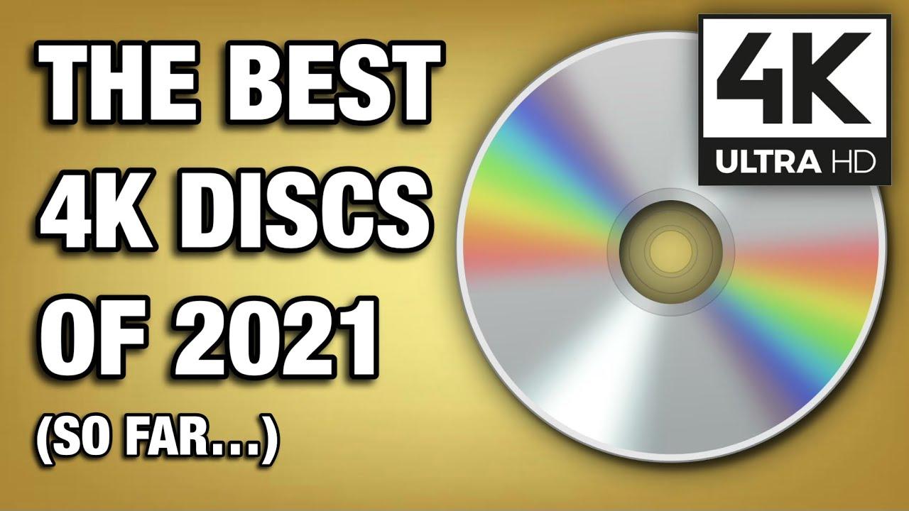 THE BEST 4K BLU-RAYS OF 2021 (SO FAR)