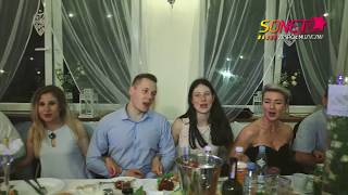 Zespół SONET MIX Biesiadny na weselu Kingi i Michała Kołbiel hdfilmstudio