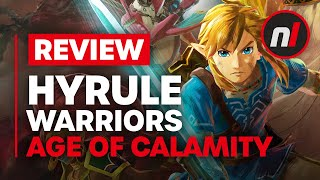 Hyrule Warriors: Age of Calamity Nintendo Switch Review - Is It Worth It?