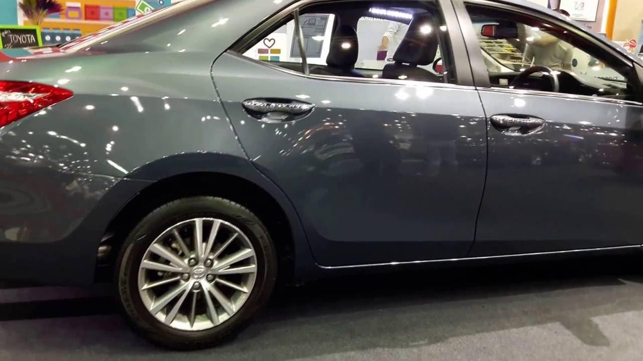 Toyota corolla altis 1 8v navi