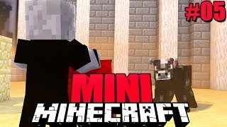ÜBERLEBEN GEGEN einen STIER?! - Minecraft MINI #05 [Deutsch/HD]