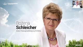 Układ odpornościowy - czego potrzebujemy, aby go wzmocnić? - Bożena Schleicher