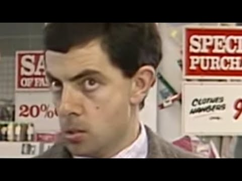 Credit Card Mistake  Funny   Classic Mr. Bean