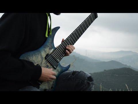 Legator Guitars - GHOST Burst (G8FOD) - Iván Ferrús.