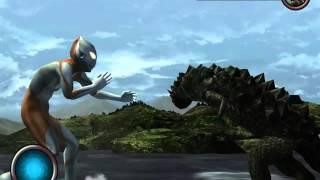PS2 ウルトラマン #1「宇宙怪獣ベムラー 登場」