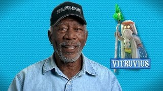 The LEGO Movie - Morgan Freeman