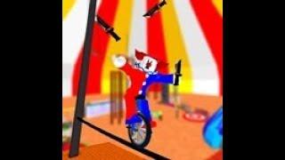 Roblox   Escape Spooky Clown   The Circus Obby!   minhnuuu123