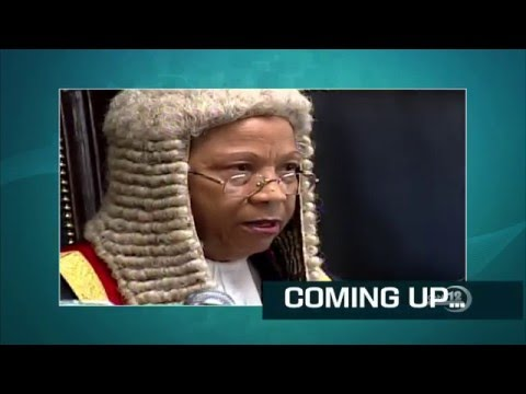 COURT OF APPEAL PRESIDENT DEFENDS COURTS OVER CRIME