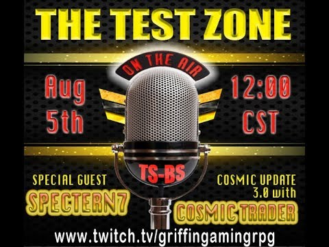 The TEST Zone - Ep. 3