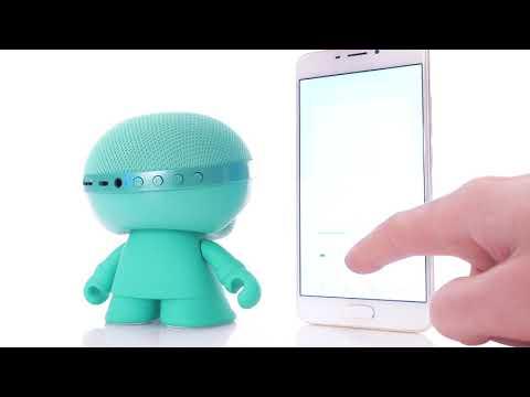 Акустическая Bluetooth стереосистема XBOY GLOW, 12 см от XOOPAR