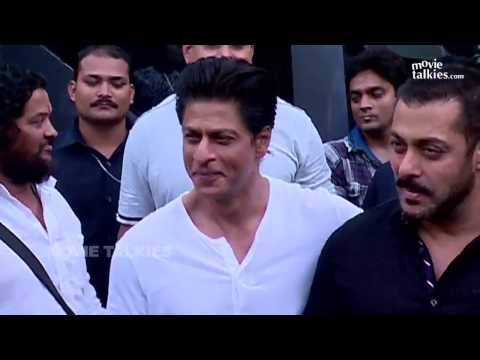 'Karan Arjun Aayege' Say Salman Shahrukh Together - Must Watch