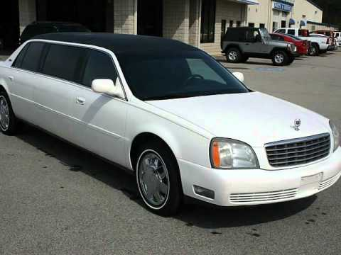 2003 cadillac deville professional 4dr sdn limo cleveland. Black Bedroom Furniture Sets. Home Design Ideas