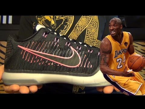 Видеообзор Nike Kobe X (10) Elite Low