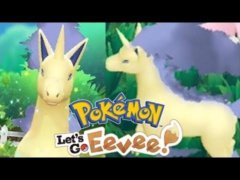 W KIERUNKU CINNABAR ISLAND - Pokemon Let's Go Eevee