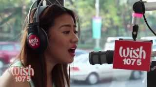 Morissette Amon - Di Mapaliwanag (LIVE) on Wish FM 107.5 Bus HD
