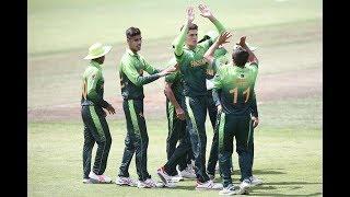 icc under 19 cricket world cup 2018 Pakistan U19 beat ireland U19 by 9 wickets