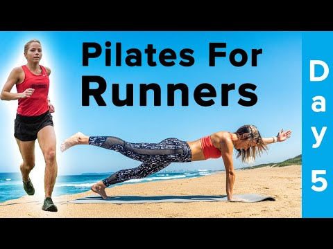 Pilates for Runners | 30 Minute Routine