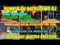Kumpulan Backsound Dj Cocok Buat Es Free Fire Viral Part   Mp3 - Mp4 Download