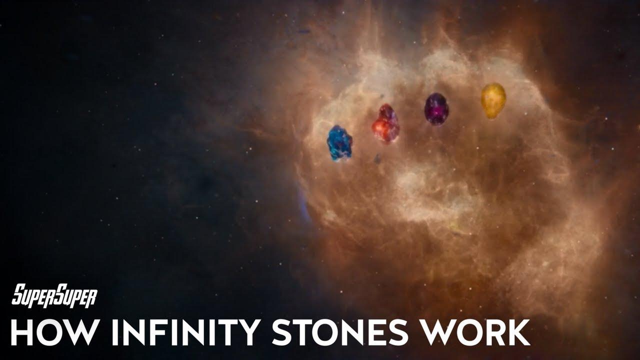 how infinity stones work