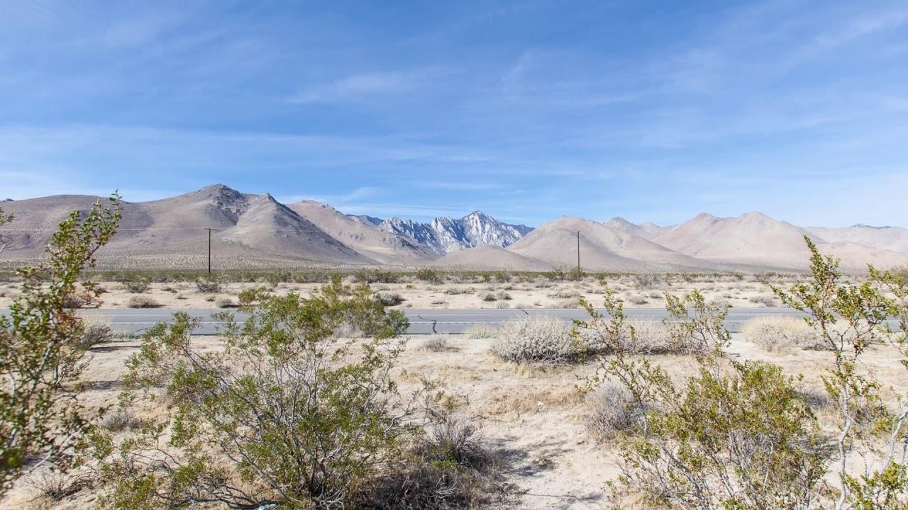 5.97 acres of California Desert - Cheap