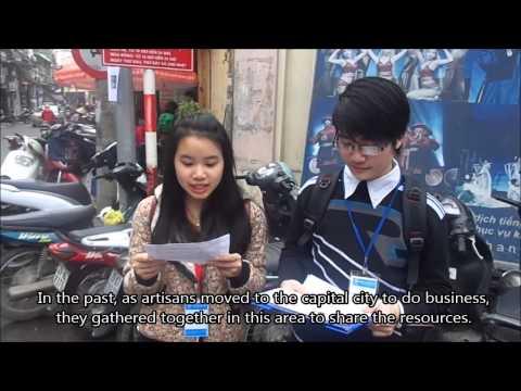 Hanoi Connection Nhóm 2 Tuần 2 Hanoi Old Quarter