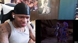 FIRST TIME HEARING Scandal ft. Patty Smyth - The Warrior (Official Video) REACTION