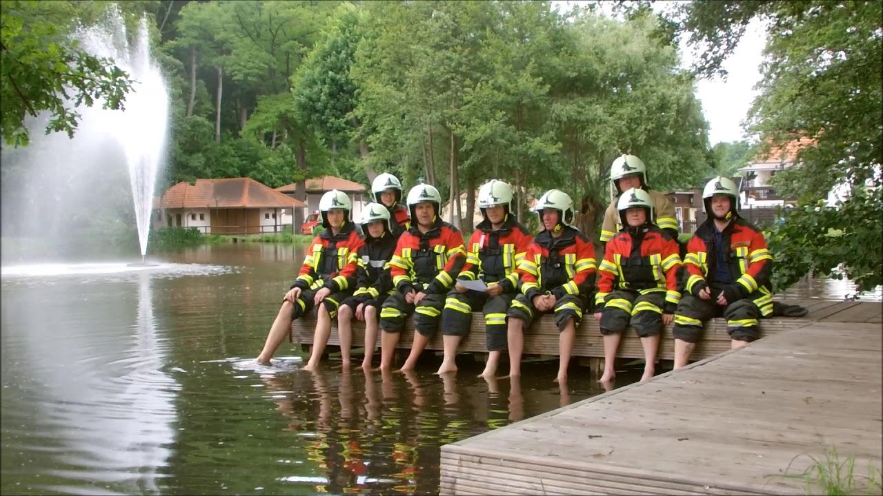 Cool Water Challenge 2018 Freiwillige Feuerwehr Farnroda Youtube