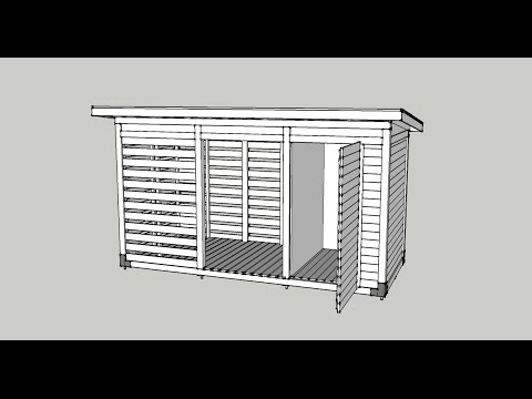 Ogromny Drewutnia projekt - YouTube JR09