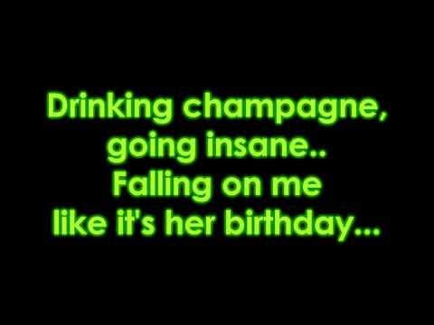 Like It's Her Birthday-Good Charlotte [Lyrics]
