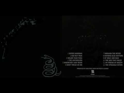 Metallica - Wherever I May Roam (Remastered)