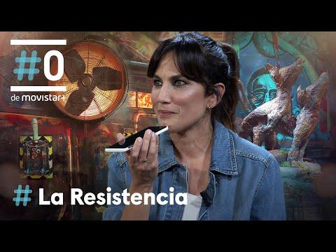 LA RESISTENCIA - Entrevista a Toni Acosta   #LaResistencia 19.05.2021