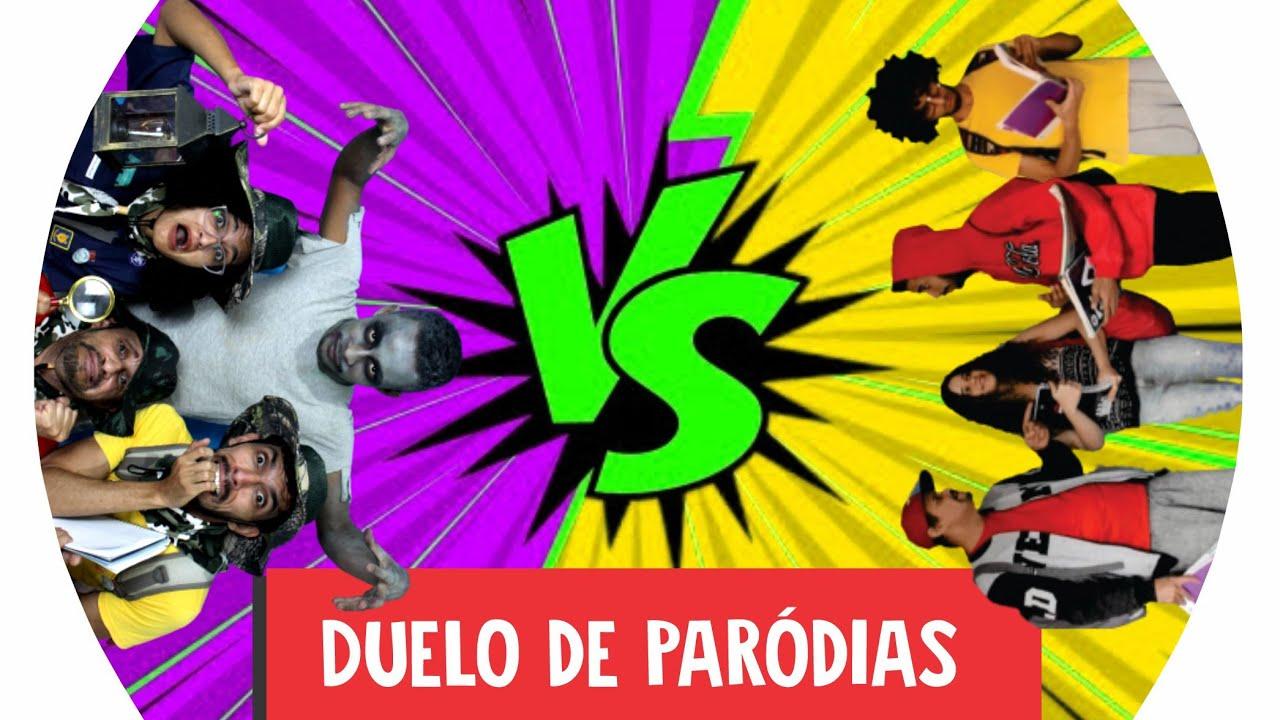 Duelo de Paródias - TUDO NO SIGILO - VYTINHO NG E MC BIANCA x Gloria Groove - YoYo (feat. IZA)
