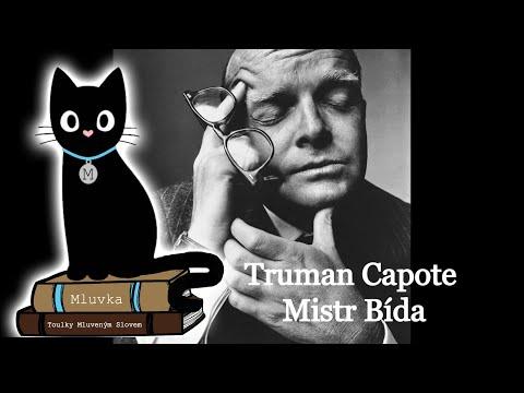 Truman Capote - Mistr Bída (Mluvené slovo CZ) from YouTube · Duration:  45 minutes 46 seconds