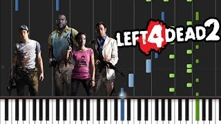 left 4 dead 2 theme song synthesia tutorial